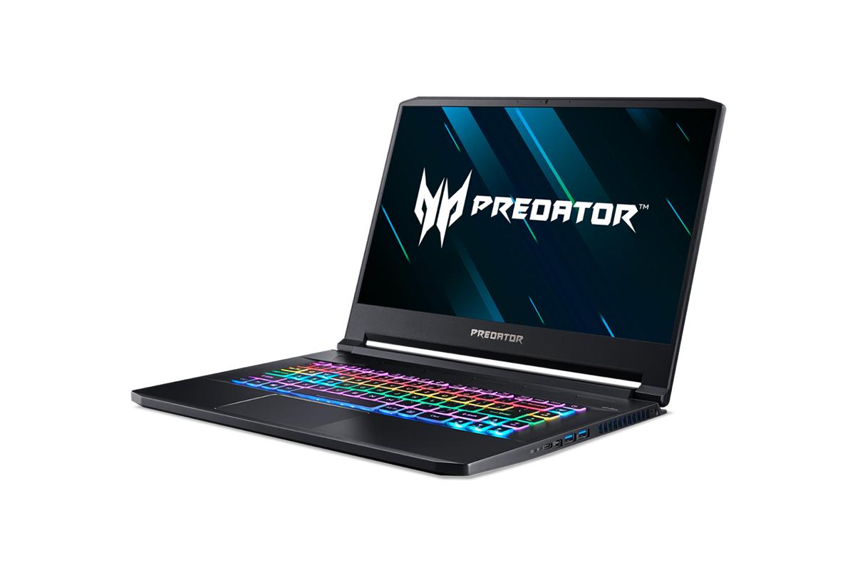 Acer Predator Triton 500 - Laptop gaming với thiết kế siêu mỏng. Phân phối  chính hãng tại ThinkPro